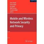 【预订】Mobile and Wireless Network Security and Privacy