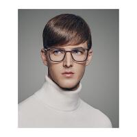保圣(PROSUN)眼镜框架男性 时尚近视眼镜架护目镜光学架PJ6012 B70砂深蓝/砂深枪