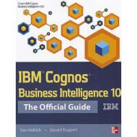 【预订】IBM Cognos Business Intelligence 10: The Official Guide