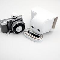 大白可爱微单相机包相机套皮套保护套索尼A5100A5000 A6000 A6300