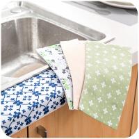 卫生间台面防水贴厨房灶台水槽洗菜盆吸水贴浴室水池自粘防水贴纸