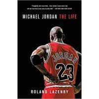 现货 迈克尔乔丹传记:迈克尔乔丹和他的一生 英文原版 Michael Jordan: The Life 篮球NBA传奇
