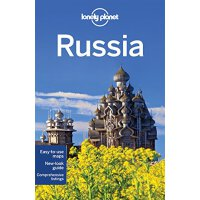 Lonely Planet Russia 英文原版 孤独星球国家旅行指南:俄罗斯