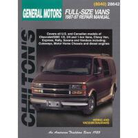 【预订】Chevrolet Vans, 1987-97