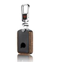 2018款沃尔沃XC60钥匙包VolvoS90汽车遥控皮保护套