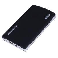 【支持礼品卡支付】飚王(SSK)SHE030 黑鹰USB2.0 2.5英寸 USB2.0移动硬盘盒 IDE接口 支持笔记本硬盘 黑色