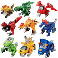 �形恐���C器人VTECH�ヒ走_玩具�翼��三角��霸王���和�男孩 玩具