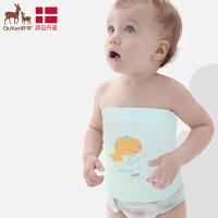欧孕宝宝护肚子肚围新生婴儿护肚脐围纯棉儿童防着凉护肚衣