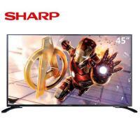 夏普(SHARP)LCD-45T45A 45英寸LED液晶网络智能平板电视机