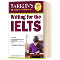 巴朗雅思写作 英文原版书 Writing for the IELTS 英文版英语考试辅导书籍 进口原版教材