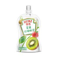亨氏果汁泥 超金小白包 苹果猕猴桃泥 78g