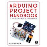【预订】The Arduino Project Handbook: 45 Illustrated Projects f