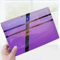 微软surface Pro6/4/3钢化膜Go平板Lap电脑book1/2屏幕保护膜 Surface Go【护眼抗蓝光