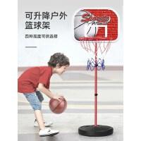 儿童户外家用篮球架室内投篮框可升降2-3-5宝宝玩具8岁男孩6小孩4