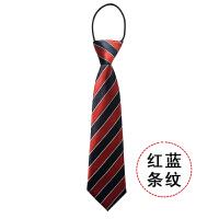 2018新款儿童领带男童领结女童领花韩版演出配饰纯色条纹格子学生校服领带