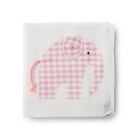 德国原产ManufakturHannover纯棉纱布婴儿毯子宝宝毯子儿童盖毯