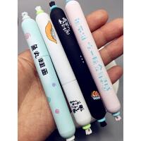 韩国创意文具吃货香肠中性笔 火腿肠造型迷你可爱卡通水笔0.5mm