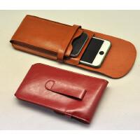 装双机 皮带扣 手机套 2个一起 iPhone 华为三星 小米 vivo oppo