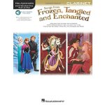 【预订】Songs from Frozen, Tangled and Enchanted: Clarinet 9781