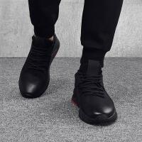 【用券立减120元,抢购价33包邮】休闲鞋 男式学生低帮青年运动跑步透气鞋2019韩版冬季户外防滑平底板鞋单鞋子