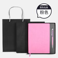A5商务记事本创意笔本礼盒套装企业公司笔记本文具礼品定做LOGO