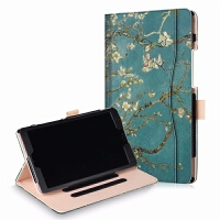 华为M5平板电脑8.4英寸保护套内包SHT-AL09皮套SHT-W09外壳防摔壳 M5 8.4寸杏花