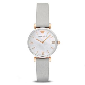 阿玛尼(Emporio Armani) 手表 商务休闲简约时尚女表腕表 AR1965