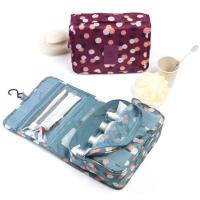 可挂式洗漱包男女化妆包出差旅行便携可折叠化妆品洗漱用品收纳袋