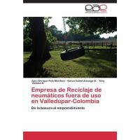 【预订】Empresa de Reciclaje de Neumaticos Fuera de USO En Vall
