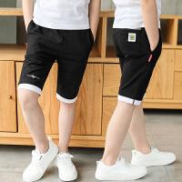 男童短裤夏装新款韩版裤子外穿儿童中大童运动休闲五分裤童装