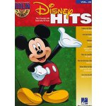 【预订】Disney Hits [With CD (Audio)] 9781458419842