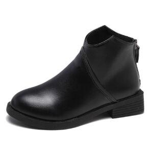 WARORWAR新品YM32-9918秋冬欧美低跟女士切尔西靴短靴