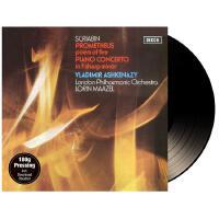 现货 [中图音像]【黑胶】斯克里亚宾 钢琴协奏曲 1LP Scriabin: Piano Concerto; Prom