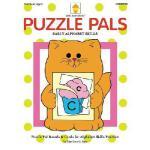 【预订】Puzzle Pals: Early Alphabet Skills