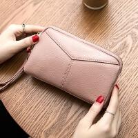 2018新款日韩长款女士钱包手包手机钱夹韩版拉链手拿包零钱包女潮
