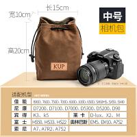 佳能100d 200d 70D 750D 80D 5D4 3 60d单反相机收纳袋防水摄影