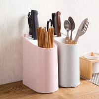 插刀置物架厨房用品刀架收纳架放勺子架子筷子架菜刀架刀座刀具架