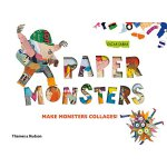 【预订】Paper Monsters: Make Monster Collages! 9780500650967