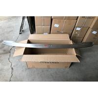 奥迪A4L/A6L/Q3/Q5/Q7不锈钢后杠保护条门槛条后备箱内外置后护板 16-17款奥迪Q7 外置 后护板