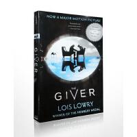 【现货】英文原版 记忆传授人 电影版封皮 The Giver Movie Tie-In Edition 平装 假期读物