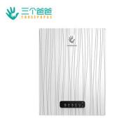 三个爸爸(sangebaba)新风机系统 M160S 无管道壁挂式家用空气净化器 通风换气过滤雾霾除PM2.5除甲醛