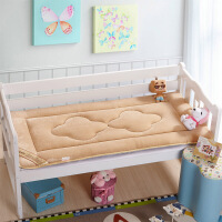 定制幼儿园床垫宝宝儿童床垫被婴儿床褥子珊瑚绒被褥