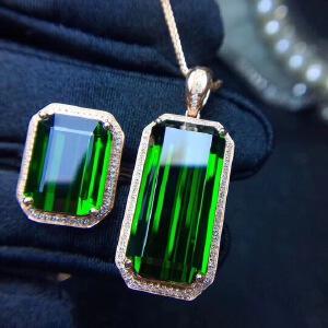 美丽绿水晶套装,全净体品质.