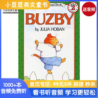 Buzby (I Can Read Level 2)小猫巴兹比 汪培�E二阶 [4-8岁]