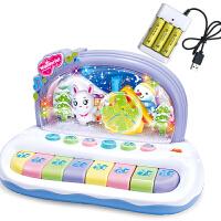 儿童电子琴早教钢琴音乐宝宝幼儿初学男女孩玩具1-3-5-6岁a302