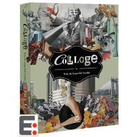 视觉亚文化  拼贴设计图书籍 拼贴技巧画册 画集Collage: Make the Impossible Possible
