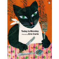 Today Is Monday (by Eric Carl) 今天是星期一