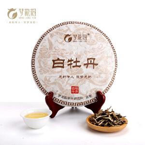 【宁德馆】梦龙韵老白茶 白牡丹茶饼 福鼎白茶 福建老白茶叶300g
