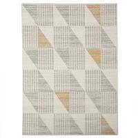 简约现代几何图案北欧客厅地毯卧室床边地毯榻榻米长方形可