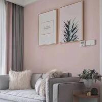 欧式客厅卧室环保无纺布简约现代背景墙布现代简约工程墙纸定做